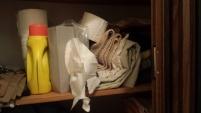 Where Kleenex goes to die.