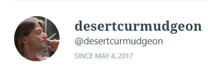 DESERT CURMUDGEON