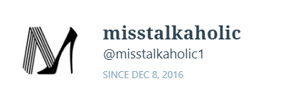 MISS TALKAHOLIC