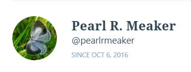 PEARL MEAKER